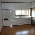 【キッチンリフォーム】 古いキッチンから使いやすく素敵なキッチンへ